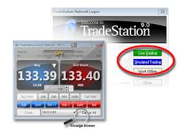 tradestation simulator