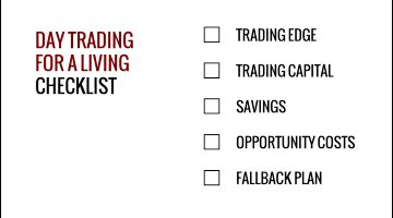 Day Trading For A Living Checklist