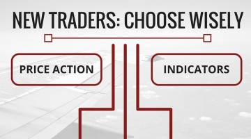 Why New Traders Should Start With Price Action Trading (And Not Indicators)